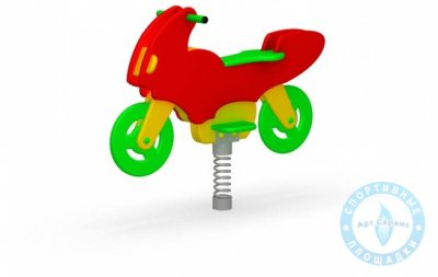 Качалка «Мотоцикл»